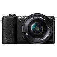Sony Alpha A5100 černý + objektiv 16-50mm