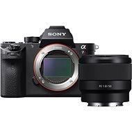 Sony Alpha 7R II tělo + objektiv FE 50mm f/1.8
