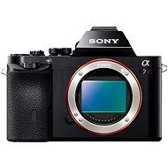Sony Alpha 7R tělo