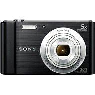 Sony CyberShot DSC-W800 černý