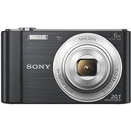 Sony CyberShot DSC-W810 černý