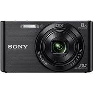 Sony CyberShot DSC-W830 černý