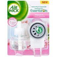 AIRWICK Essential Oils Magnolie a květy třešní  strojek + náplň 19 ml