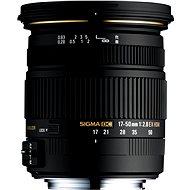 SIGMA 17-50mm F2.8 EX DC HSM Pentax
