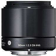 SIGMA 60mm F2.8 DN ART černý OLYMPUS