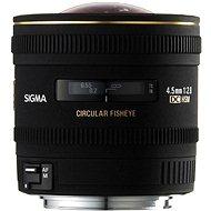 SIGMA 4,5mm F2.8 EX DC CIRCULAR FISHEYE HSM pro Canon