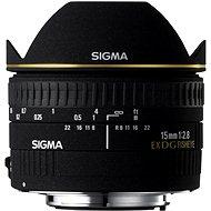 SIGMA 15mm F2.8 EX DG FISHEYE pro Canon