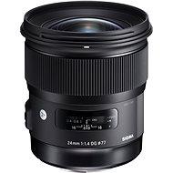 SIGMA 24mm F1.4 DG HSM ART pro Canon