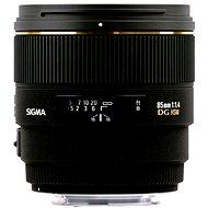 SIGMA 85mm F1.4 EX DG HSM pro Nikon
