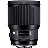 SIGMA 85mm F1.4 DG HSM Art pro Canon