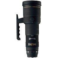 SIGMA 500mm f/4.5 APO EX DG pro Nikon