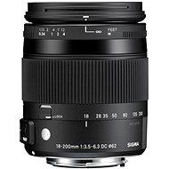SIGMA 18-200mm F3.5-6.3 DC MACRO OS HSM pro Nikon (řada Contemporary)