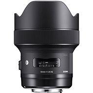 SIGMA 14mm f/1.8 DG HSM ART pro Canon