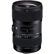 SIGMA 18-35mm F1.8 DC HSM pro Sony ART