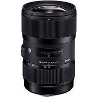 SIGMA 18-35mm F1.8 DC HSM pro Pentax ART