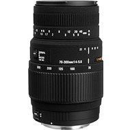 SIGMA 70-300mm F4.0-5.6 DG MACRO pro Canon
