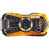 PENTAX RICOH WG-30 Wi-Fi oranžový + 16 GB SD karta + neoprénové pouzdro + plavací řemínek