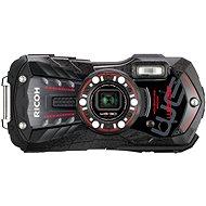 PENTAX RICOH WG-30 Ebony black + 16 GB SD karta + neoprénové pouzdro + plavací řemínek