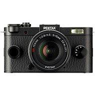 PENTAX RICOH Q-S1 černý + Standard Zoom 5 - 15mm černý