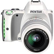 PENTAX K-S1 bílý + DAL 18-55