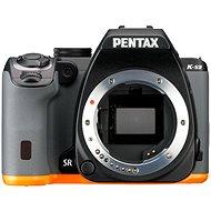 PENTAX K-S2 černo/oranžový