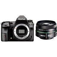 PENTAX K-3 II + 50mm F1.8