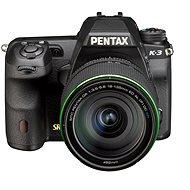 PENTAX K-3 + objektiv 18-135WR