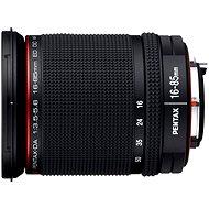 PENTAX DA 16-85mm F3.5-5.6 ED DC WR