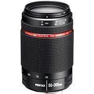 PENTAX HD DA 55-300mm f/4.5-5.8 ED WR