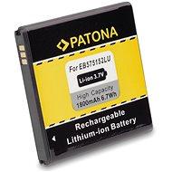 PATONA pro Samsung EB-575152VU 1800mAh 3,7V Li-Ion