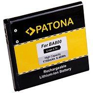 PATONA pro Sony Ericsson BA800 1750mAh 3,7V Li-Ion