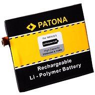 PATONA pro LG Nexus 5 D820 2300mAh 3,8V Li-pol BL-T9