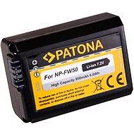 PATONA pro Sony NP-FW50 950mAh Li-Ion