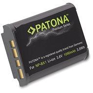 PATONA pro Sony NP-BX1 1090mAh Li-Ion Premium