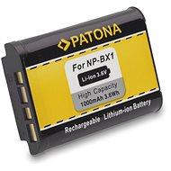 PATONA pro Sony NP-BX1 1000mAh Li-Ion