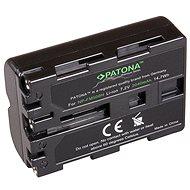PATONA pro Sony NP-FM500H 2040mAh Li-Ion Premium