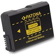 PATONA pro Nikon ENEL14 1030mAh new model Li-Ion