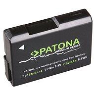 PATONA pro Nikon EN-EL14 1110mAh Li-Ion Premium