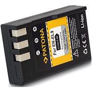PATONA pro Nikon EN-EL9 1000mAh Li-Ion