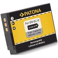 PATONA pro Nikon ENEL12 800mAh Li-Ion
