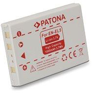 PATONA pro Nikon EN-EL5 1000mAh Li-Ion