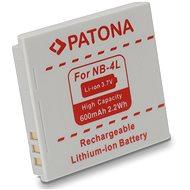 PATONA pro Canon NB-4L 600mAh Li-Ion