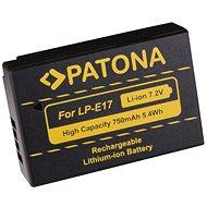 PATONA pro Canon LP-E17 750mAh Li-Ion