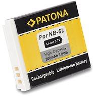 PATONA pro Canon NB-6L 800mAh Li-Ion