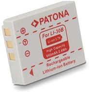 PATONA pro Olympus Li-30b 645mAh Li-Ion