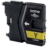 Brother LC-985Y žlutá