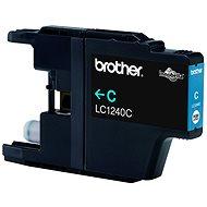 Brother LC-1240C azurová
