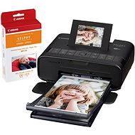 Canon SELPHY CP1200 černá + ZDARMA papíry RP-54