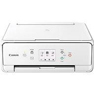 Canon PIXMA TS6151 bílá + papíry PP-201 13x13cm 20stran