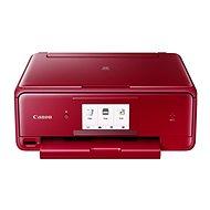 Canon PIXMA TS8052 červená